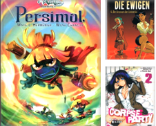 Comic Curated by Bücher & Meehr