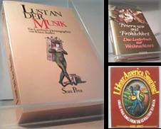 Musik, Noten, Liederbücher erstellt von Eichhorn GmbH