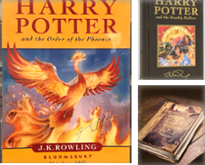 Harry Potter Series Curated by Adrian Harrington Ltd, PBFA, ABA, ILAB