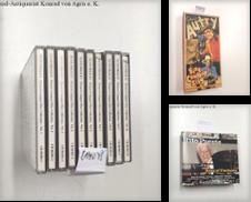 Audio-CDs Sammlung erstellt von Versand-Antiquariat Konrad von Agris