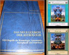 Astrologie, Kosmologie Sammlung erstellt von Antiquariat auf'm Sundern