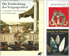 Archäologie Sammlung erstellt von Lewitz Antiquariat