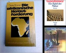 AFRIKA Sammlung erstellt von Antiquariat der Neun Reiche