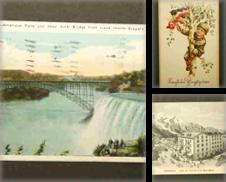 Ansichtskarte Sammlung erstellt von Antiquariat Robert Loest