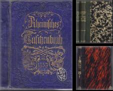 Almanache Sammlung erstellt von Antiquariat Burgverlag