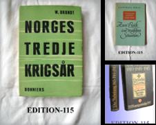Alle Bücher Sammlung erstellt von Edition-115