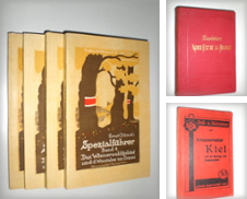 Baedeker, Meyers Reisebücher Sammlung erstellt von Antiquariat Stefan Küpper