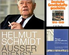 Geschichte Sammlung erstellt von modernes antiquariat f. wiss. literatur