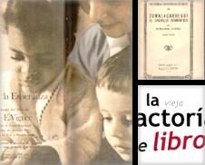 Anticuaria-época de La Vieja Factoría de Libros