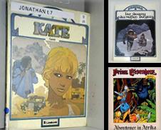 Graphic Novel Sammlung erstellt von Antiquariat Bader