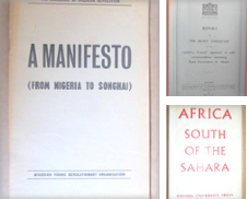 Africa Curated by Winghale Books