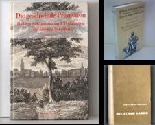 Belletristik Curated by Das Alte Buch, Versandantiquariat