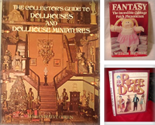 ANTIQUES & COLLECTIBLES-Dolls Curated by Riverow Bookshop