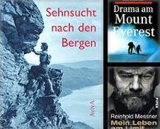 Alpinismus Sammlung erstellt von Antiquariat Christoph Wilde