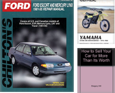 """Auto Repair Curated by """"Pursuit of Happiness"""" Books"""