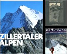 Alpinismus Sammlung erstellt von Antiquariat Ralf Rindle