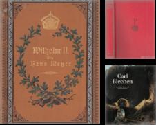 Biographien Sammlung erstellt von Leipziger Antiquariat e.K.