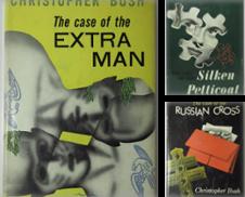 Crime Curated by Rainford & Parris Books - PBFA