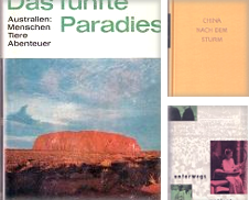 Afrika Sammlung erstellt von ANTIQUARIAT & kunst Annelore Westerheyde