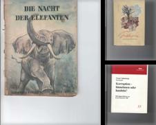 Allgemein Sammlung erstellt von Antiquariat Frank Dahms