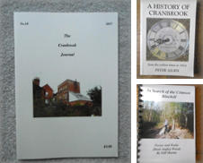 Cranbrook Curated by Carvid Books