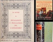 Coleccionismo Curated by OLINTO LIBROS