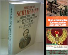 Archäologie Sammlung erstellt von Versandantiquariat Dirk Buchholz