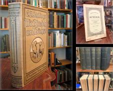 Afrika Sammlung erstellt von Antiquariat an der Stiftskirche