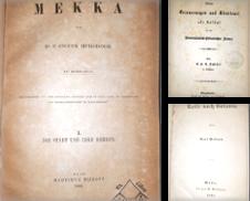 Asien und Australien Sammlung erstellt von Antiquariat Uwe Turszynski