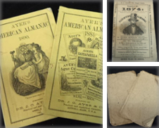 Almanacs Curated by The Odd Book  (ABAC, ILAB)