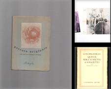 Cinema Teatro Narrativa Italiana del '900 de Libreria Antiquaria Pontremoli SRL