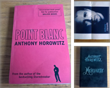 Anthony Horowitz Curated by Peter Pan books