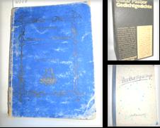 Aphorismen Sammlung erstellt von Antiquariat Zinnober