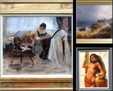 Gemälde erstellt von Antiquariat Niederbayern