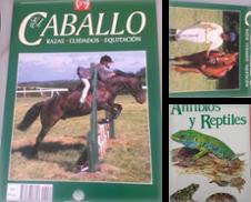 Zoologia y animales de compañia de Libros Tobal