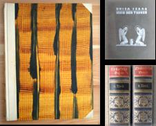 Literatur Sammlung erstellt von Kunstantiquariat Piesk