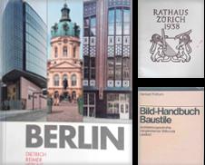 Architektur Sammlung erstellt von Logo Books Buch-Antiquariat