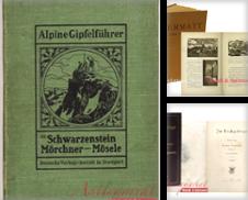 Alpinismus Sammlung erstellt von Antiquariat MEINDL & SULZMANN OG