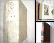 Alte Drucke und Handschriften Sammlung erstellt von Alte Bücherwelt