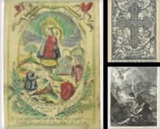 Alte Graphik aller Art (Heiligenbilder) Sammlung erstellt von Peter Bierl Buch- & Kunstantiquariat