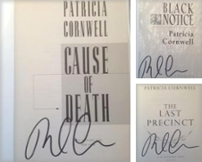 Patricia Cornwell Curated by Chateau Chamberay Books