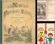 Kinderbücher, Kinderliteratur, Kinderspiele erstellt von Antiquariat Ballon + Wurm
