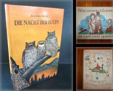 Bilderbücher Sammlung erstellt von Krull GmbH