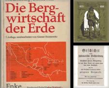 Bergbau Sammlung erstellt von Antiquariat Hohmann