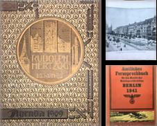Berlin-Preußen Sammlung erstellt von Antiquariat Sibylle Böhme