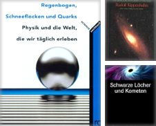 Astronomie Sammlung erstellt von Antiquariat Walter Nowak