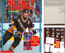 Hockey Curated by R. Plapinger Baseball Books