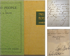 Literature Curated by Brainerd Phillipson Rare Books