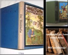 Bücher Abenteuer Sammlung erstellt von Versandhandel für Sammler