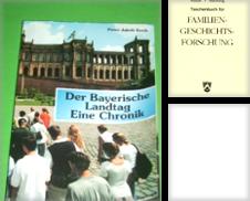 Almanach Sammlung erstellt von Versandantiquariat BUCHvk